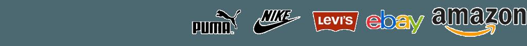 ecommerce company logos
