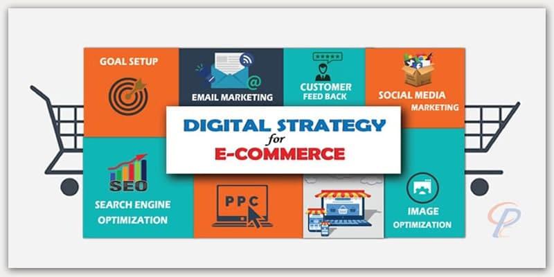 Digital Marketing Strategy for eCommerce Platform