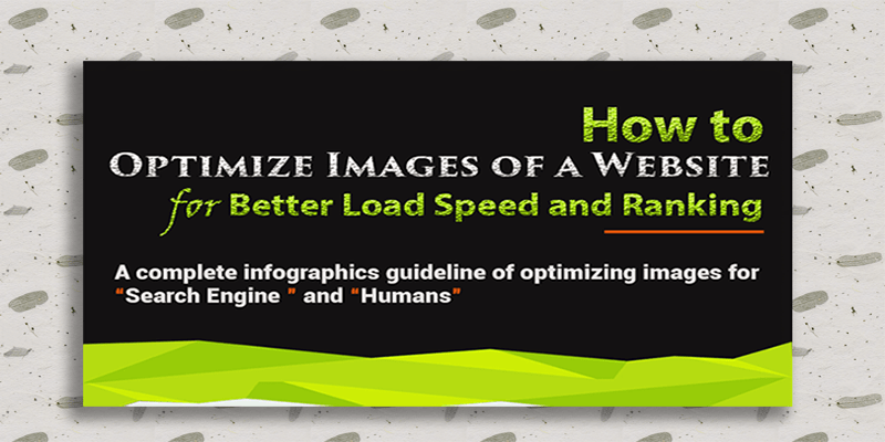 How to do Website Images Optimization [Infographic]