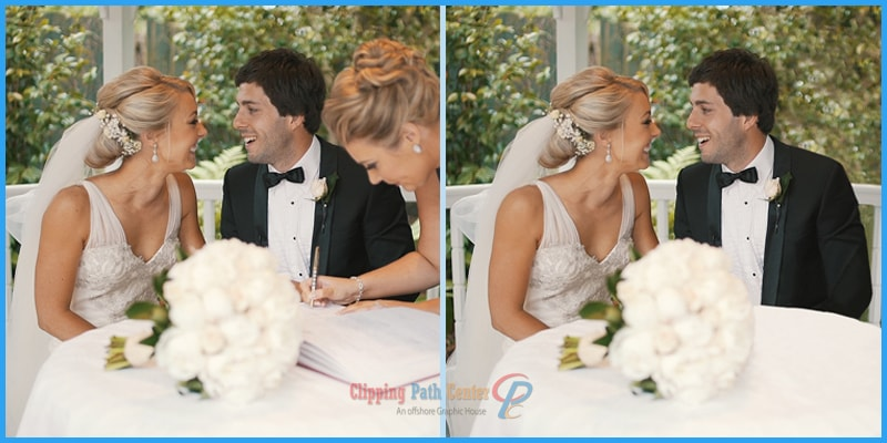 Wedding Photo Retouching Service