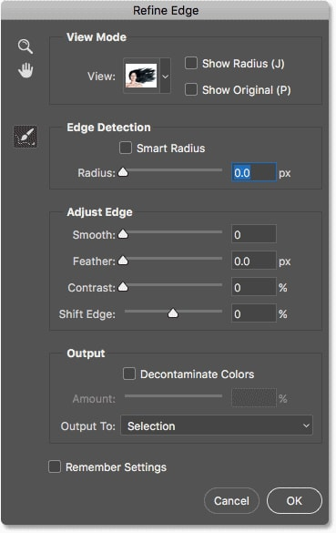 dialog-box-for-photoshop-refine-edge