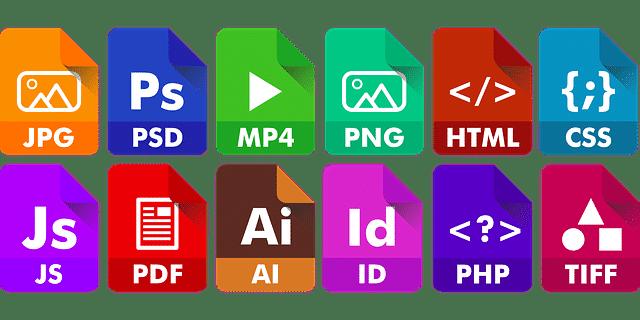 Choosing Image File Type tips
