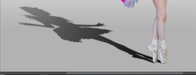 shadow layer mask photoshop