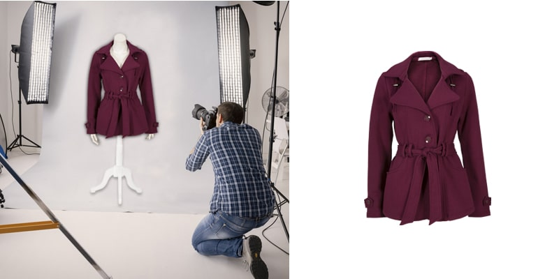 How To Photograph Clothing To Sell Online