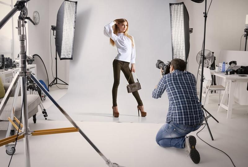 Photograph Hiring a Model