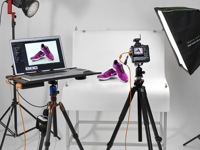 Shoot Product Photography