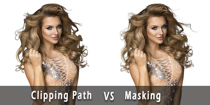 Clipping Path vs. Masking