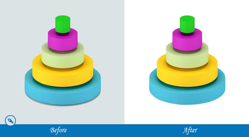 What clipping path means