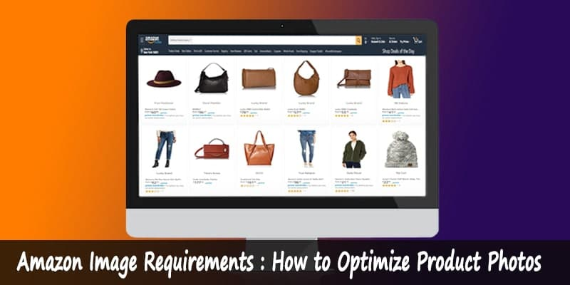Amazon Product Image Requirements Guide