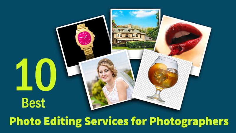 Best Photoshop Photo Editing Services for Photographers