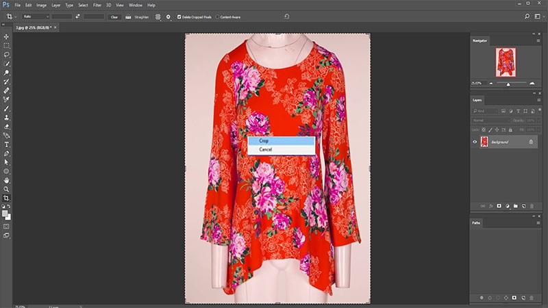 Open Image Files in Photoshop
