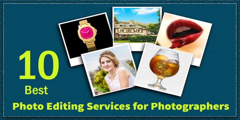Photoshop Photo Editing Services for Photographers