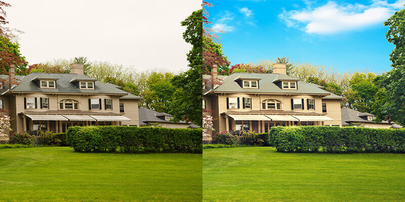 Real estate Image Editing for Photographers