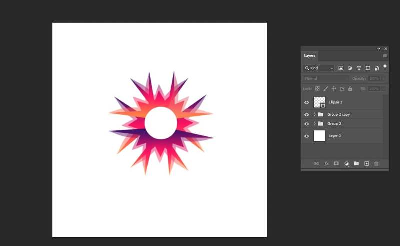 Draw Circle for logo design