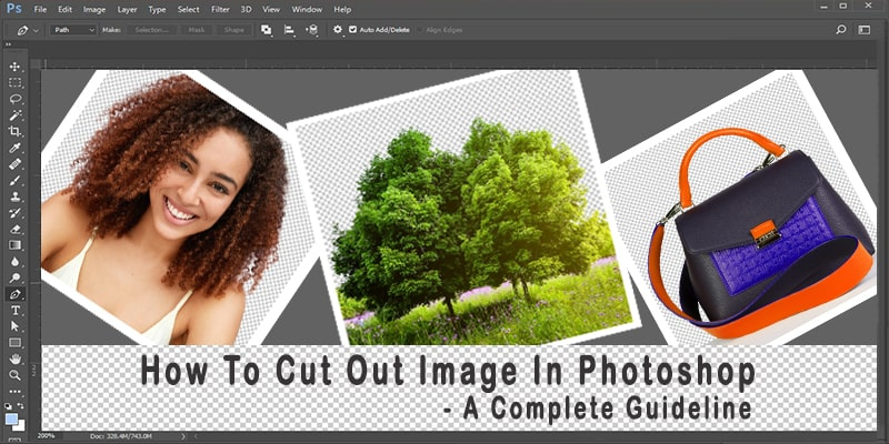 Cut Out Image In Photoshop