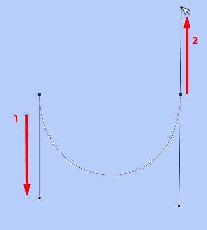Draw U-Shape
