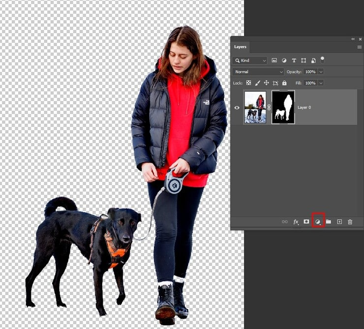 How to remove Image background in Photoshop 2021